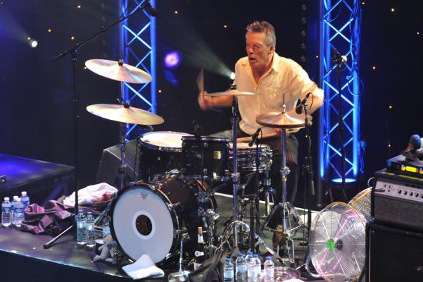 Drumming Vinyl Records Radio Ciut Steve Fruitman